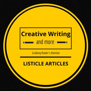 listicle writing
