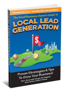 The Small Business Owners Guide to Local Lead Generation Book