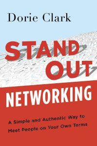 Stand Out Networking e-book