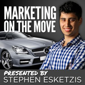 On the Move with Stephen Esketzis