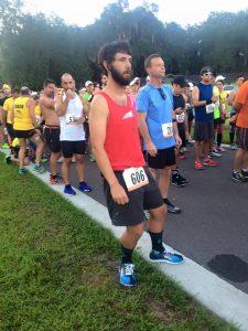 Denny Krahe Running Man