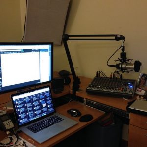 Daniels Podcast Studio