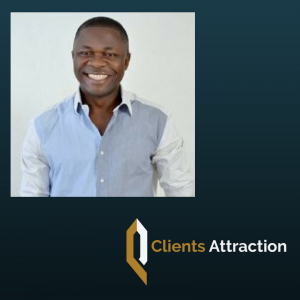 Johnson Emmanuel Steps in Client Attraction