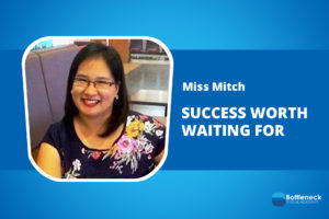 VA Story: Michelle Calma Success Worth Waiting For