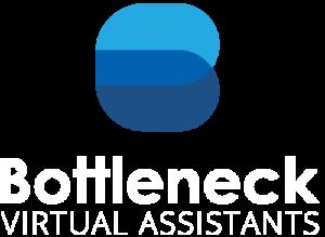 Bottleneck Virtual Assistants Logo Square