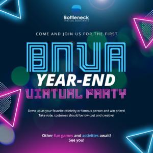 Bottleneck Distant Assistant Year end party