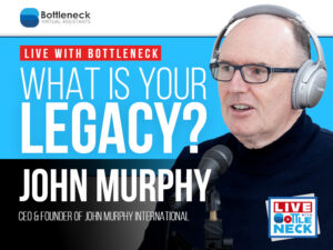 What is Your Legacy? | John Murphy