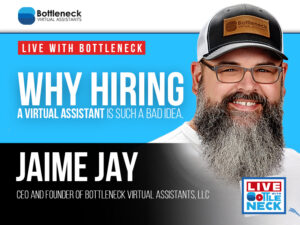 Why Hiring a Virtual Assistant is Such a Bad Idea | Jaime Jay