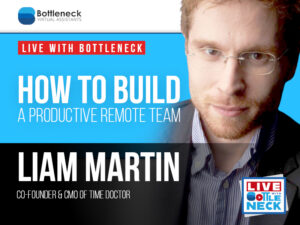 How to Build a Productive Remote Team | Liam Martin