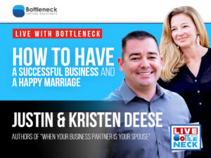 How to Have a Successful Business and a Happy Marriage | Justin & Kristen Deese