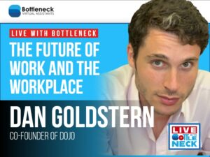 The Future of Work and the Workplace | Dan Goldstern