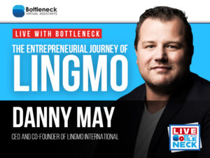 The Entrepreneurial Journey of Lingmo | Danny May