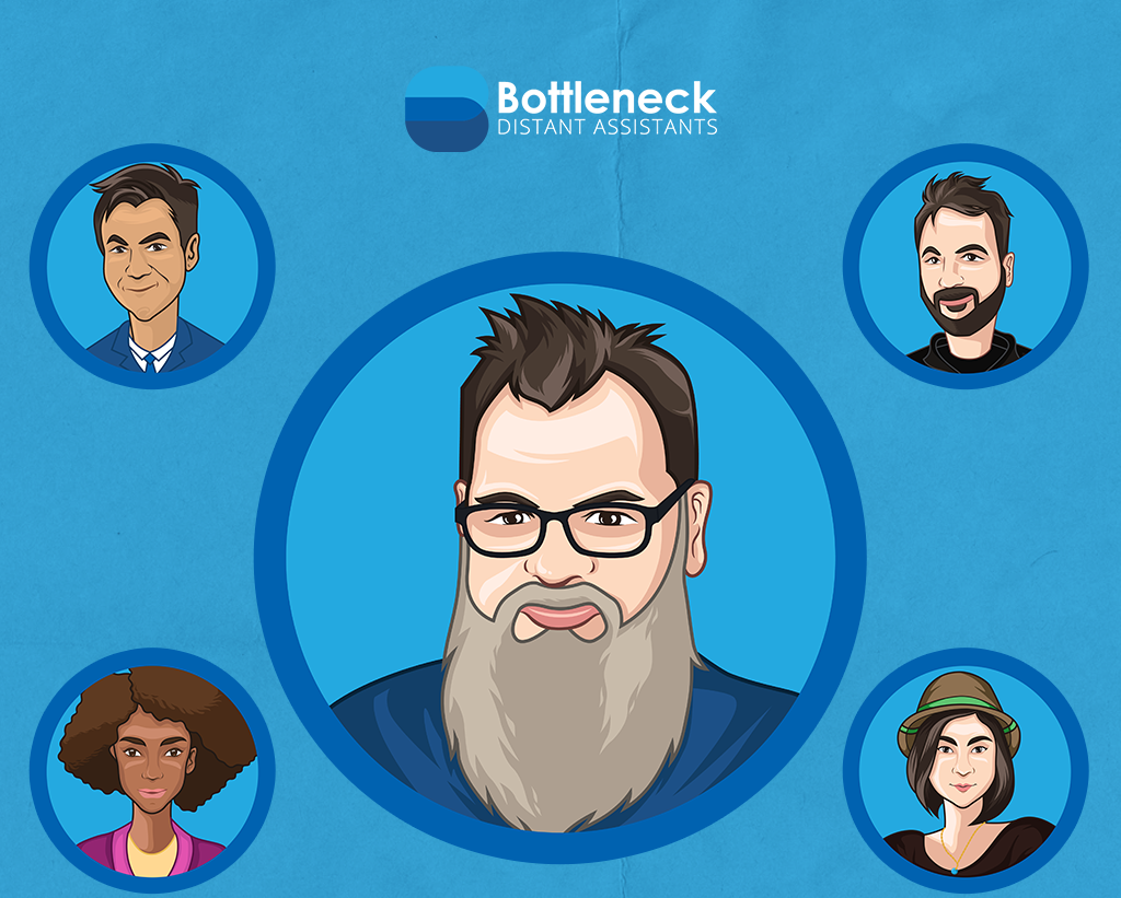 Blog Roundup: We List 5 Business Leader Personas and Give Solutions for their Business Bottleneck