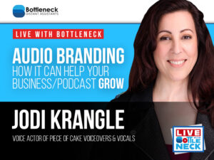 Audio Branding - How It Can Help Your Business/Podcast Grow | Jodi Krangle