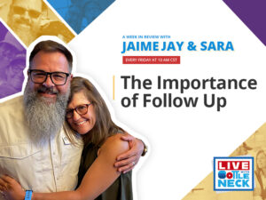 AWIR with Jaime & Sara: The Importance of Follow-Up