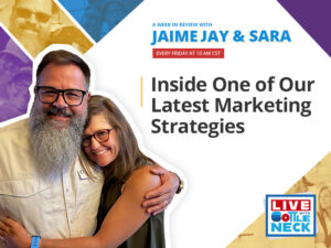 Inside One of Our Marketing Strategies with Jaime and Sara from Bottleneck Distant Assistants