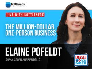 The Million-Dollar, One-Person Business   Elaine Pofeldt