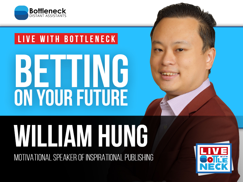 Betting on Your Future | William Hung