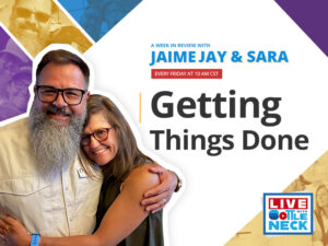 Getting Things Done | A Week in Review with Jaime and Sara