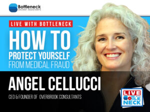 How To Protect Yourself From Medical Fraud with Angel Cellucci