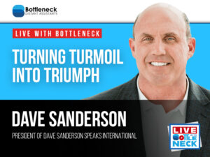Dave Sanderson Live with Bottleneck
