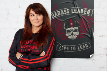 Michelle Reines, Author, Badass Leader