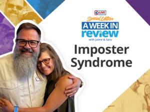 Imposter Syndrome with Jaime and Sara | Live with Bottleneck: A Week in Review