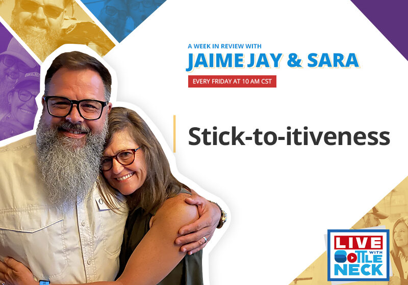 A Week In Review With Jaime Jay and Sara Knox