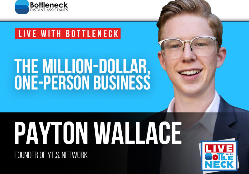 Young Entrepreneurship and Using Adversity to Your Advantage | Payton Wallace