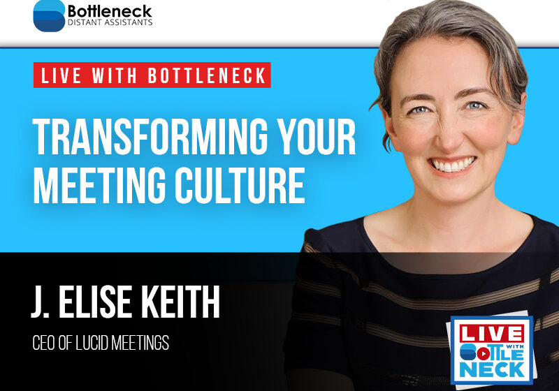 Transforming Your Meeting Culture with J Elise Keith