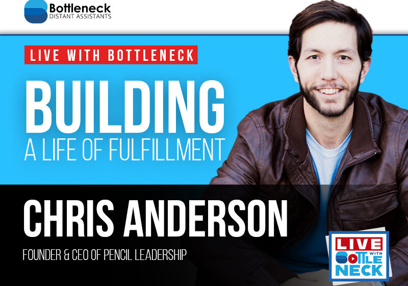 Building a Life of Fulfillment | Chris Anderson